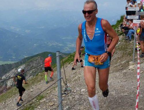 Nebelhorn Berglauf