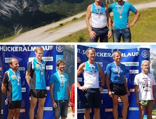 Schlickeralmlauf und ÖM Berglauf Meisterschaft