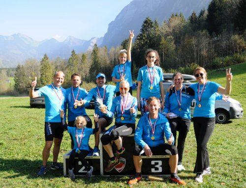 Lauf Biathlon Mellau