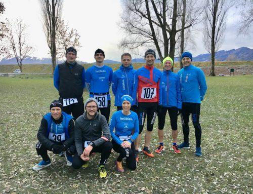 Lustenauer Crosslaufserie – Lauf 1