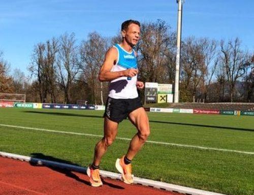 Trainingslauf Halbmarathon